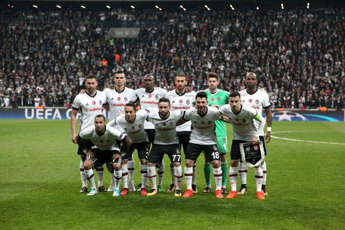 Besiktas Istanbul.